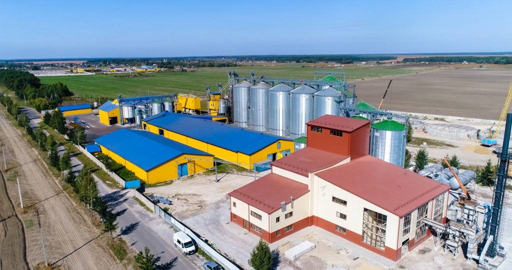 RENOME EUBROBUD Company built the first oil mill in the Rivne region